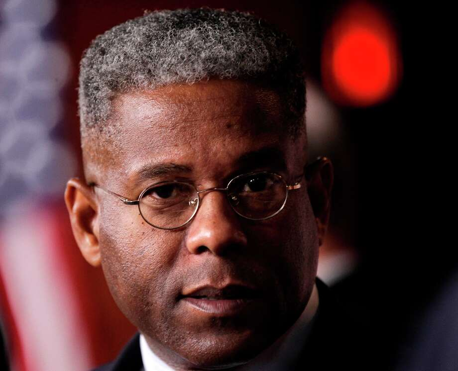 FILE - In this July 30, 2011, file photo, Rep. Allen West, R-Fla. speaks on Capitol Hill in Washington. West and two other high-profile House conservatives are facing opponents who insist that their views are too extreme, have trickier paths to re-election next month. GOP House candidate, West of Florida, Steve King of Iowa and Joe Walsh of Illinois are all embroiled in tough and expensive races that are drawing plenty of spending by friends and foes from around the country. West lost to Walsh during the Nov. 6, 2012 election. (AP Photo/J. Scott Applewhite, File) Photo: J. Scott Applewhite, Associated Press / AP