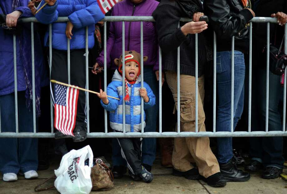 For our kids' and grandkids' sake, can we escape the nastiness of modern politics? Photo: JEWEL SAMAD, AFP/Getty Images / AFP