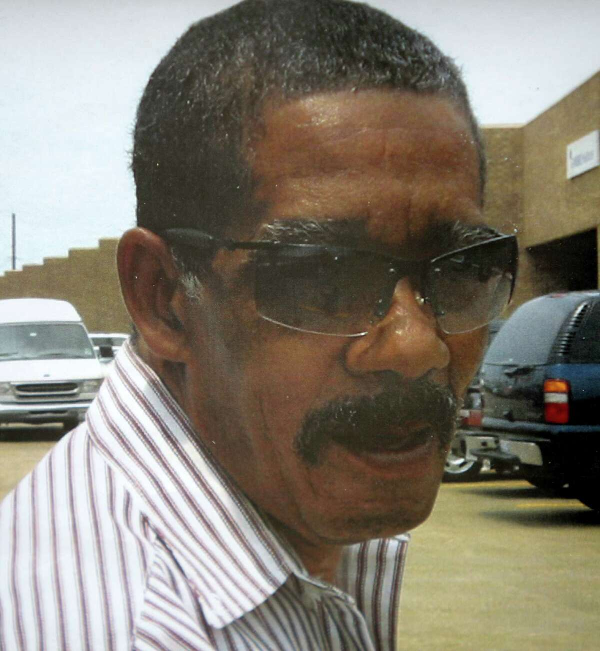 Inmate Norman Ford Hicks was slugged in the face and hit his head on cement.