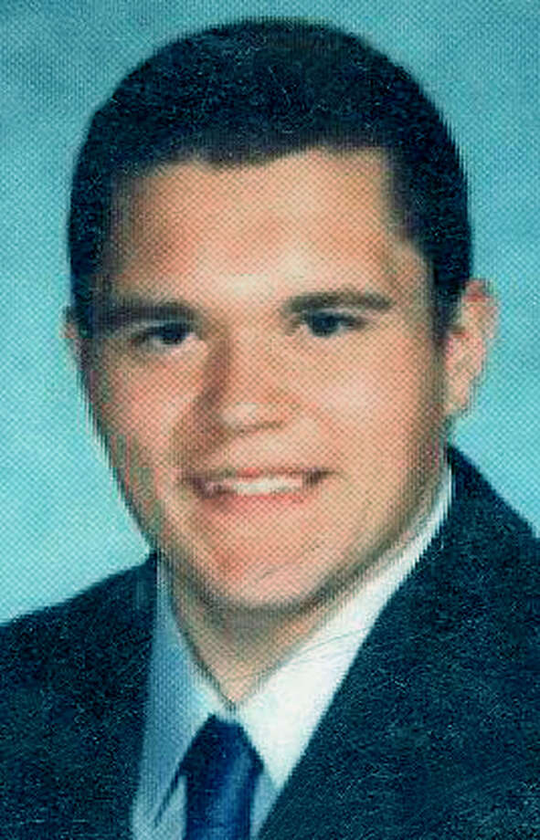 Joe South, a New Milford High School senior who died in 2004 as the result of an auto accident.  Courtesy of the South family Photo: Contributed Photo