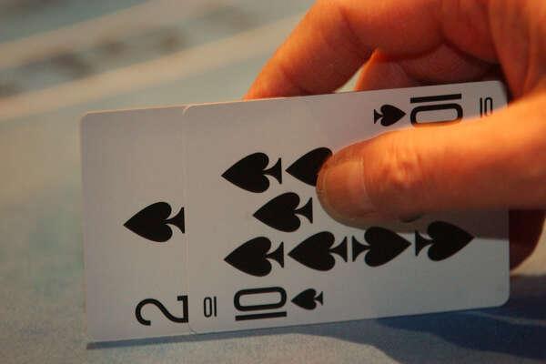 Remington park blackjack