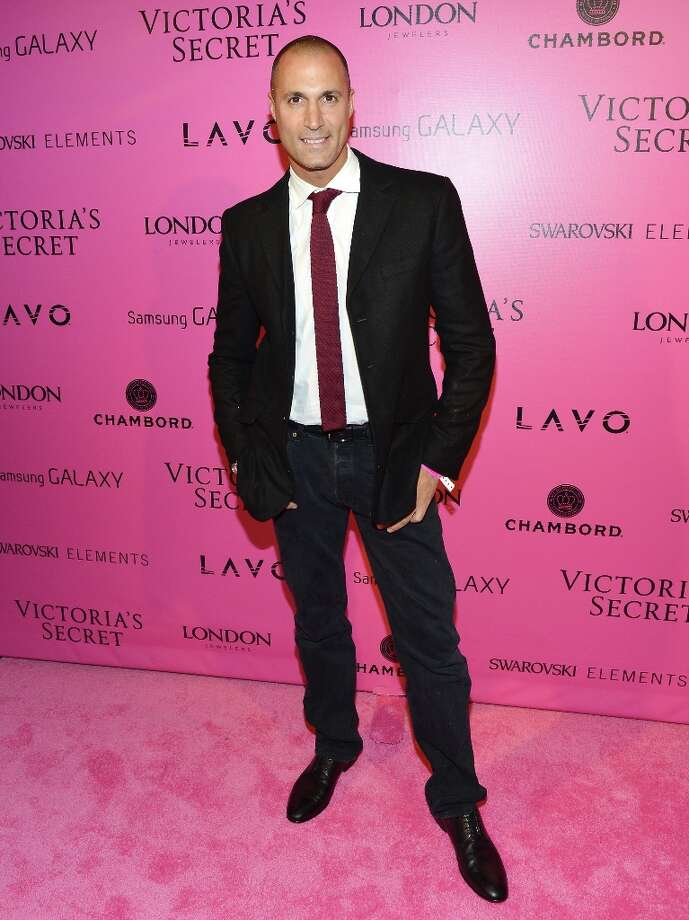 Photographer Nigel Barker attends Samsung Galaxy features arrivals at the official Victoria's Secret fashion show after party on November 7, 2012 in New York City.  (Photo by Slaven Vlasic/Getty Images for Samsung Galaxy) Photo: Slaven Vlasic, Getty Images For Samsung Galaxy / 2012 Getty Images
