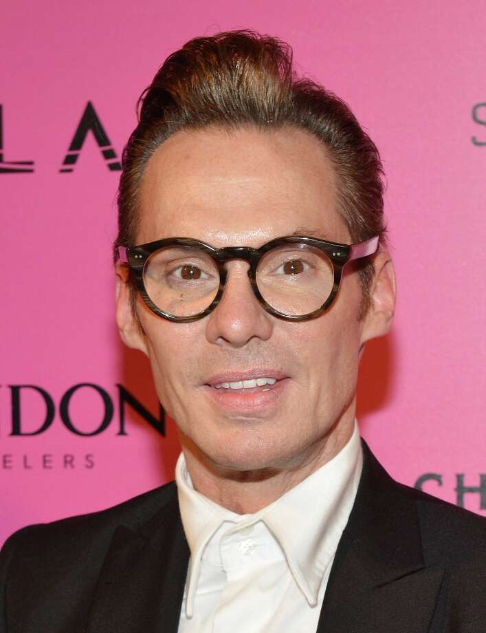 Victoria's Secret designer Todd Thomas attends Samsung Galaxy features arrivals at the official Victoria's Secret fashion show after party on November 7, 2012 in New York City.  (Photo by Slaven Vlasic/Getty Images for Samsung Galaxy) Photo: Slaven Vlasic, Getty Images For Samsung Galaxy / 2012 Getty Images