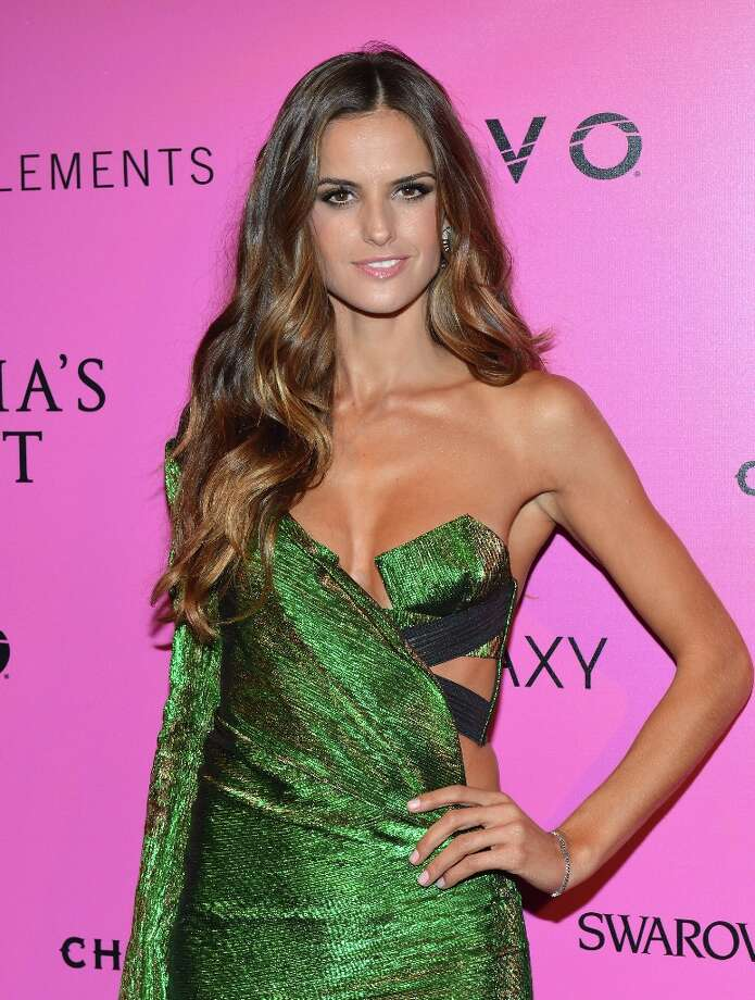 Model Izabel Goulart attends Samsung Galaxy features arrivals at the official Victoria's Secret fashion show after party on November 7, 2012 in New York City.  (Photo by Slaven Vlasic/Getty Images for Samsung Galaxy) Photo: Slaven Vlasic, Getty Images For Samsung Galaxy / 2012 Getty Images