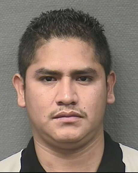 Jorge Armando Rodriguez-Escaramuza, 24, has been charged with murder in connection with the Nov. 4 death of his 3-year-old stepson, Jonathon Martinez. Photo: Houston PD