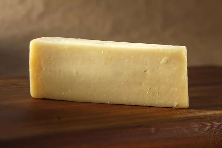 Sartori's BellaVitano Gold is an aged cow's milk wheel. Photo: Craig Lee, Special To The Chronicle