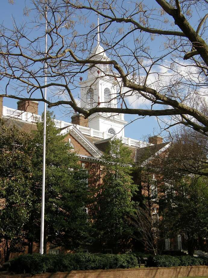Allows civil unions: DelawareThe Delaware Legislative Hall in the state capital of Dover. Credit: Jim Bowen/Flickr Creative Commons