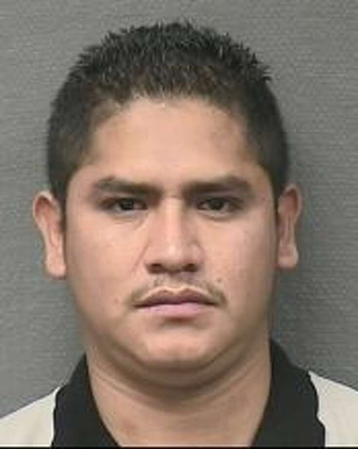 Jorge Armando Rodriguez-Escaramuza, 24, has been charged with murder in connection with the Nov. 4 death of his 3-year-old stepson, Jonathon Martinez. Photo: Houston PD / HC