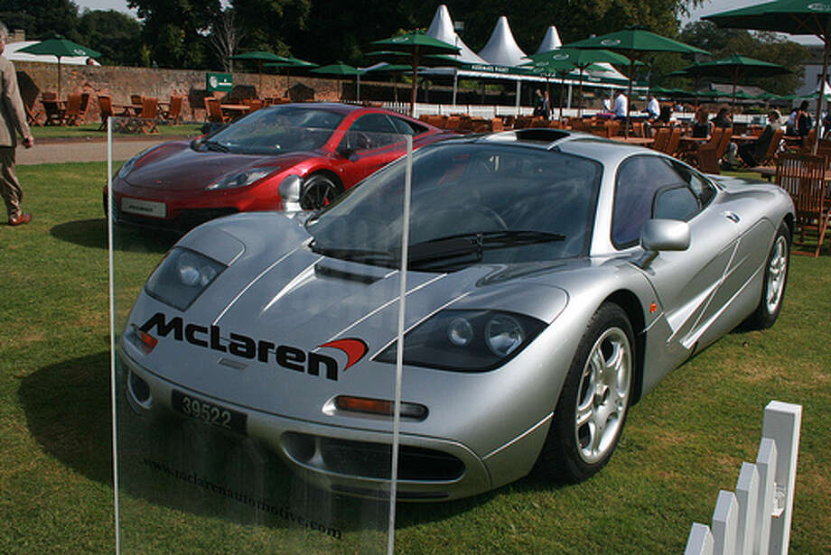 A photo of a McLaren F1 model. (Photo: SuperMac1961, Flickr)