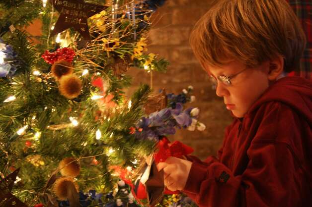 Decorating the Texas Tree by protoflux
