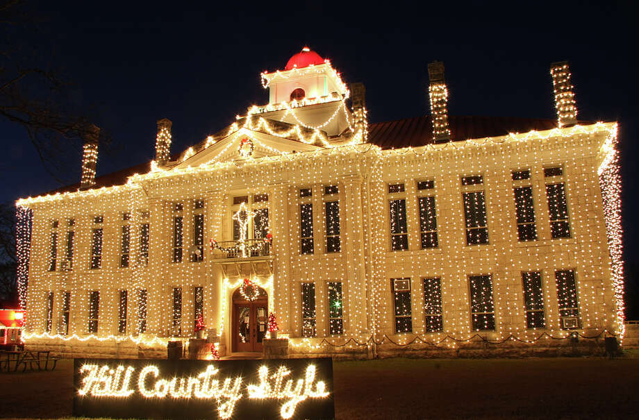 When it's Christmas time in Texas - Blanco by Jack  http://www.flickr.com/photos/jmtimages/2136679747/ Photo: Courtesty Photo