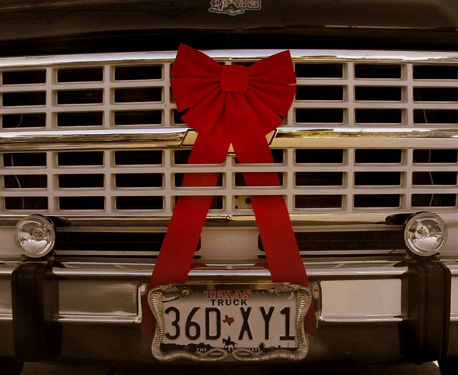 Christmas lives year-round on the photo sharing site Flickr. Here are some photos taken in Texas during the holiday season.Texas Christmas by Michael Galkovsky http://www.flickr.com/people/mindgutter/ Photo: Courtesty Photo