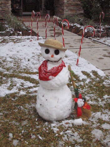 Merry Christmas From Texas by Allison Groves