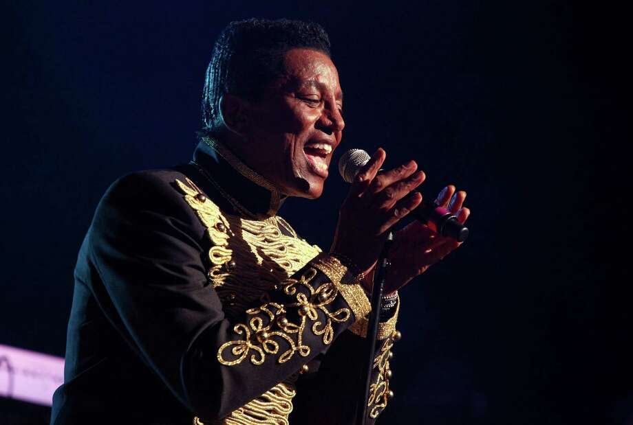 "FILE - In this June 22, 2012 file photo, Jermaine Jackson performs with The Jacksons on their Unity Tour 2012 at Star Plaza in Merrillville, IN.  Court records in Los Angeles show Jackson filed a petition on Nov. 6, 2012 to change his famous last name to Jacksun, citing only ""artistic reasons."" (Photo by Barry Brecheisen/Invision/AP, File) Photo: Barry Brecheisen"