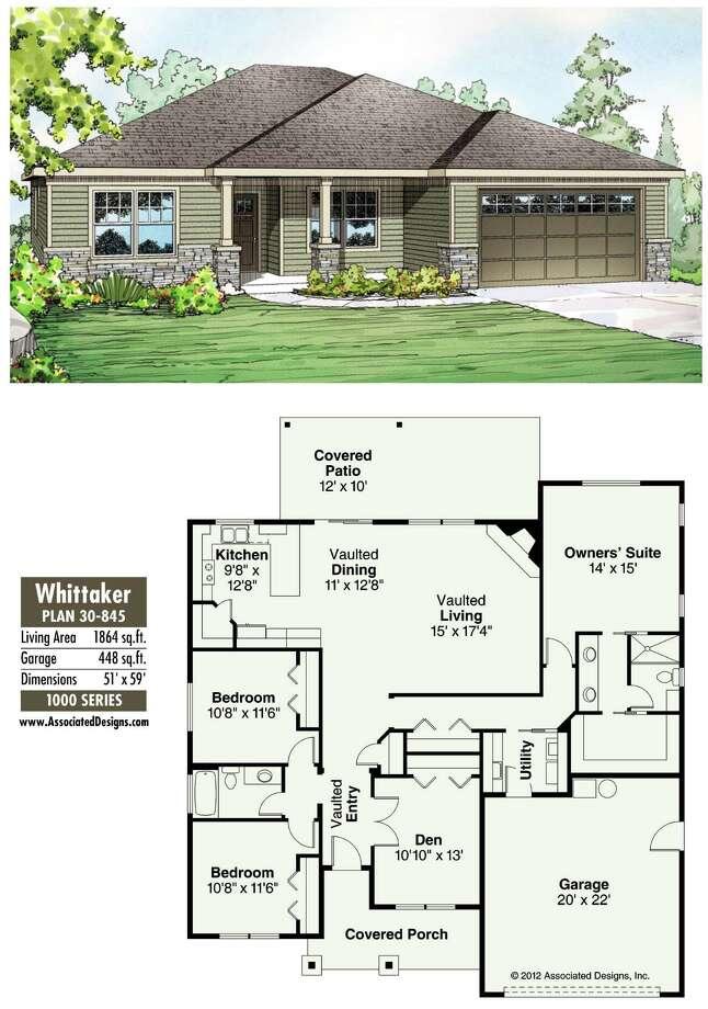 Whittaker Plan 30-845