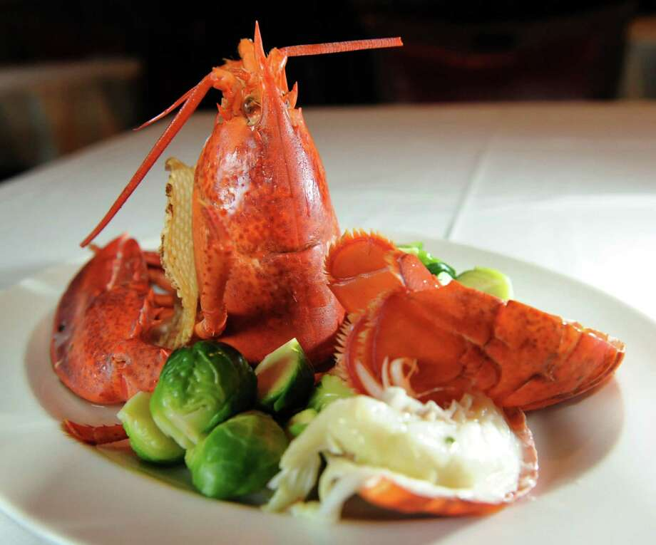 The Wishing Well Restaurant,745 Saratoga Rd.,Wilton, NY,518-584-7640.Steamed lobster with brussel sprouts on Friday, Nov. 2, 2012, at the Wishing Well in Wilton, N.Y. (Cindy Schultz / Times Union)Visit Web site.Read our review. Photo: Cindy Schultz / 00019941A