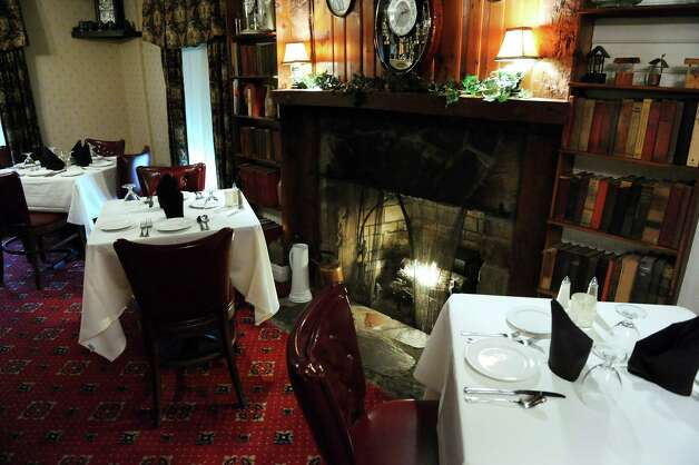 One of the intimate dining areas on Friday, Nov. 2, 2012, at the Wishing Well in Wilton, N.Y. (Cindy Schultz / Times Union) Photo: Cindy Schultz / 00019941A