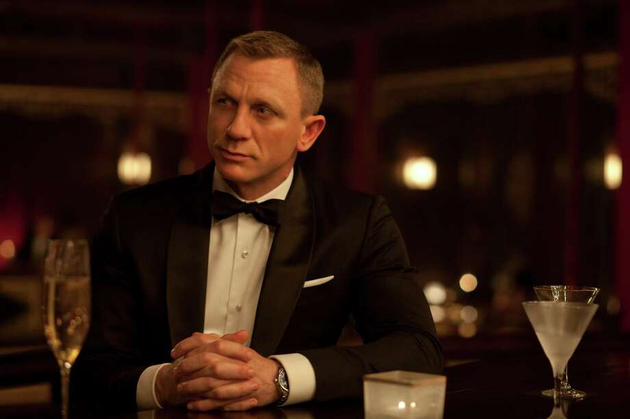 As 007, Daniel Craig wanted close-cut suits of material that would move with him. His designer of choice was Tom Ford. Photo: Francois Duhamel