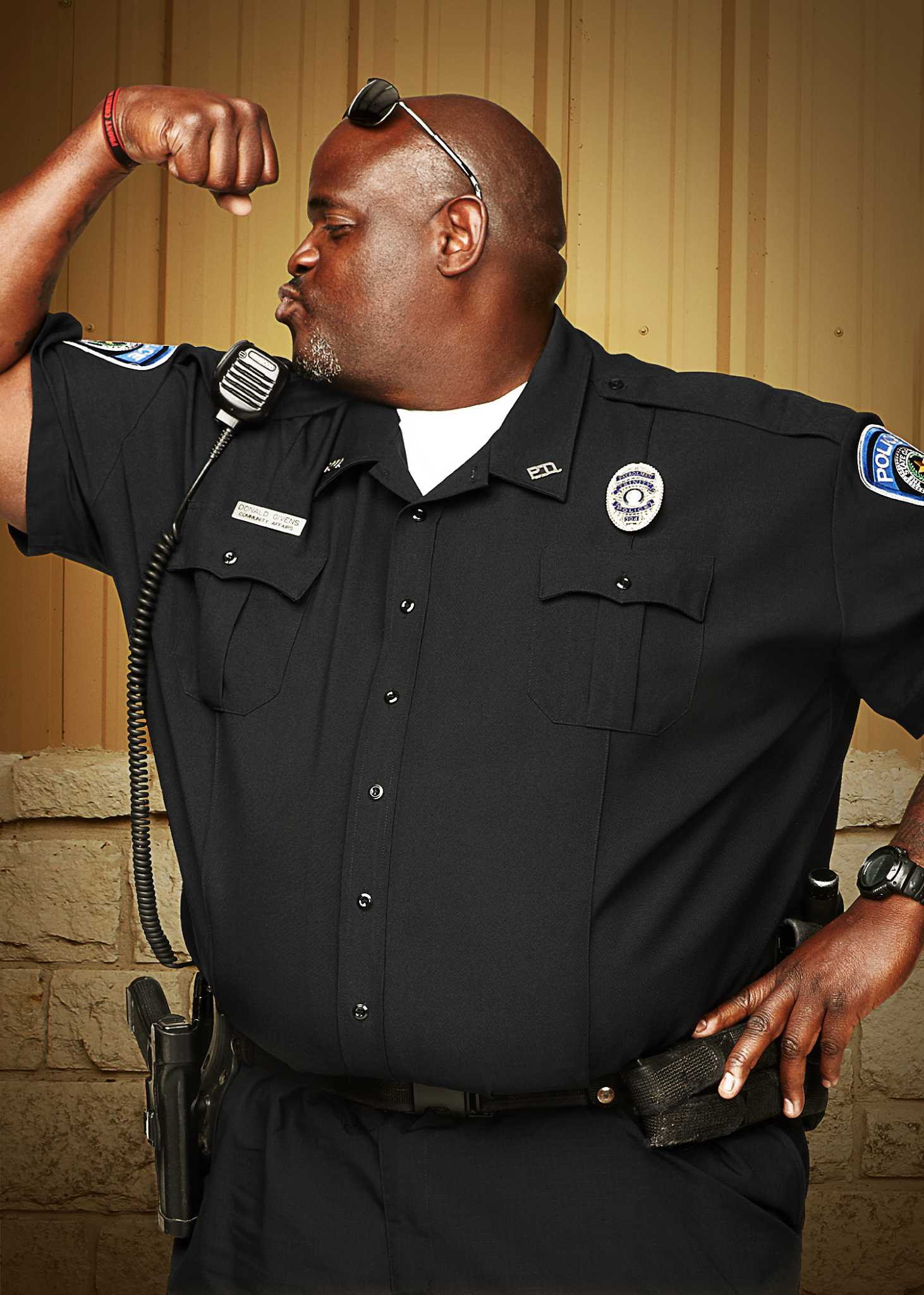 Trinity police force gets reality show