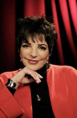 Liza Minnelli has been divorced four times.  Photo: Jeff Christensen, STF / AP