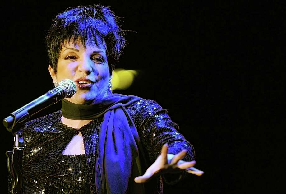 "Liza Minnelli brings her ""Confessions"" stage show to Galveston this weekend. Photo: THOMAS LOHNES, Staff / DDP"