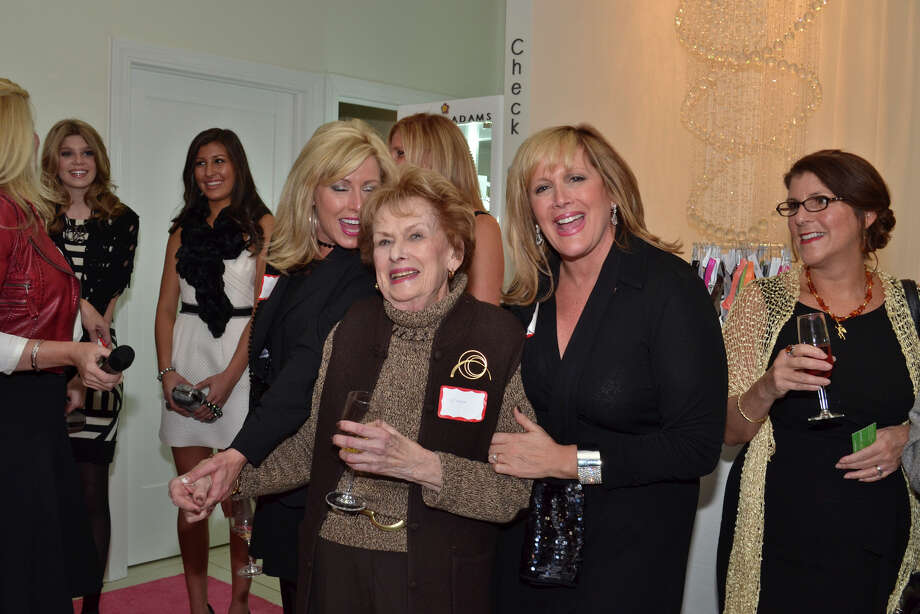"Were you Seen at ""From Day To Night,"" a Women@Work Connect event held at Rumors Salon & Spa in Latham on Wednesday, Nov. 7, 2012? Photo: Colleen Ingerto"