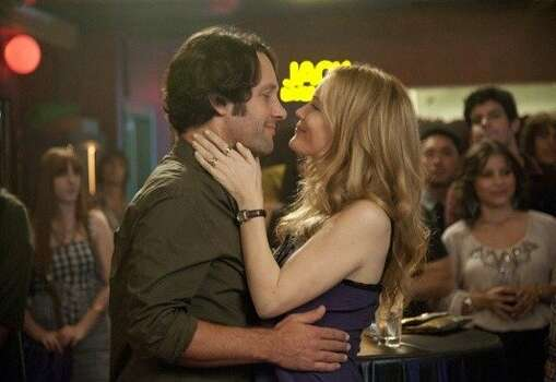 """Paul Rudd and Leslie Mann revive their characters from """"Knocked Up"""" in """"This Is 40,"""" a comedy from Judd Apatow. Photo: Universal Pictures"""