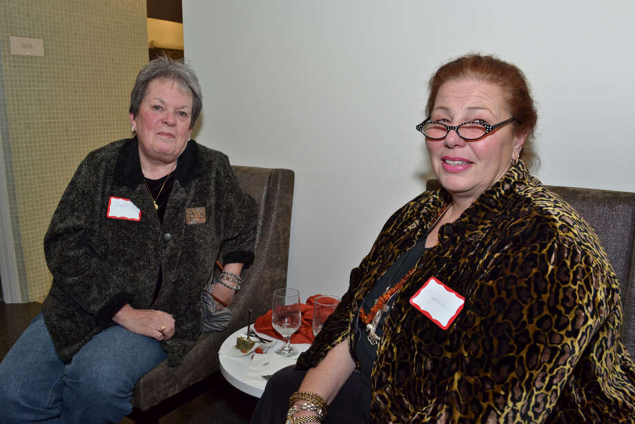 """Were you Seen at """"From Day To Night,"""" a Women@Work Connect event held at Rumors Salon & Spa in Latham on Wednesday, Nov. 7, 2012? Photo: Colleen Ingerto"""
