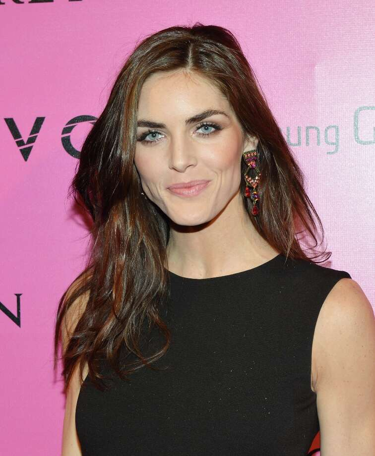 Model Hilary Rhoda attends Samsung Galaxy features arrivals at the official Victoria's Secret fashion show after party on November 7, 2012 in New York City.  (Photo by Slaven Vlasic/Getty Images for Samsung Galaxy) Photo: Slaven Vlasic, Getty Images For Samsung Galaxy / 2012 Getty Images