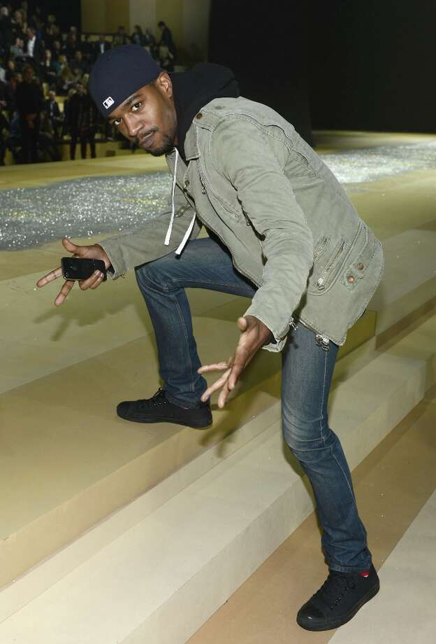Kid Cudi attends the 2012 Victoria's Secret Fashion Show at the Lexington Avenue Armory on November 7, 2012 in New York City. Photo: Dimitrios Kambouris, Getty Images / 2012 Getty Images