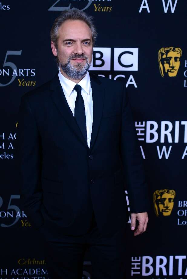 Actor Sam Mendes poses on arrival for BAFTA's 2012 Britannia Awards on November 7, 2012 in Beverly Hills, California. Photo: FREDERIC J. BROWN, AFP/Getty Images / AFP
