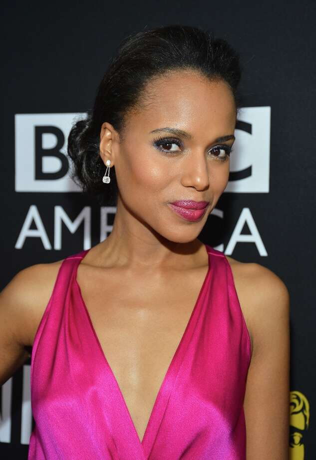 Actress Kerry Washington arrives at the 2012 BAFTA Los Angeles Britannia Awards Presented By BBC AMERICA at The Beverly Hilton Hotel on November 7, 2012 in Beverly Hills, California. Photo: Frazer Harrison, Getty Images For BAFTA / 2012 Getty Images