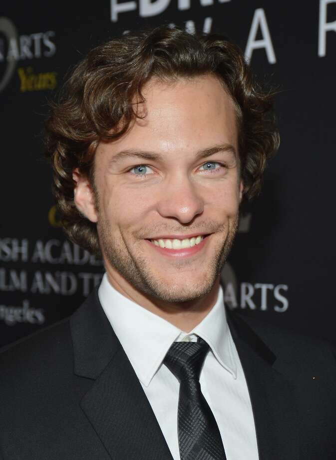 Actor Kyle Schmid arrives at the 2012 BAFTA Los Angeles Britannia Awards Presented By BBC AMERICA at The Beverly Hilton Hotel on November 7, 2012 in Beverly Hills, California. Photo: Frazer Harrison, Getty Images For BAFTA / 2012 Getty Images
