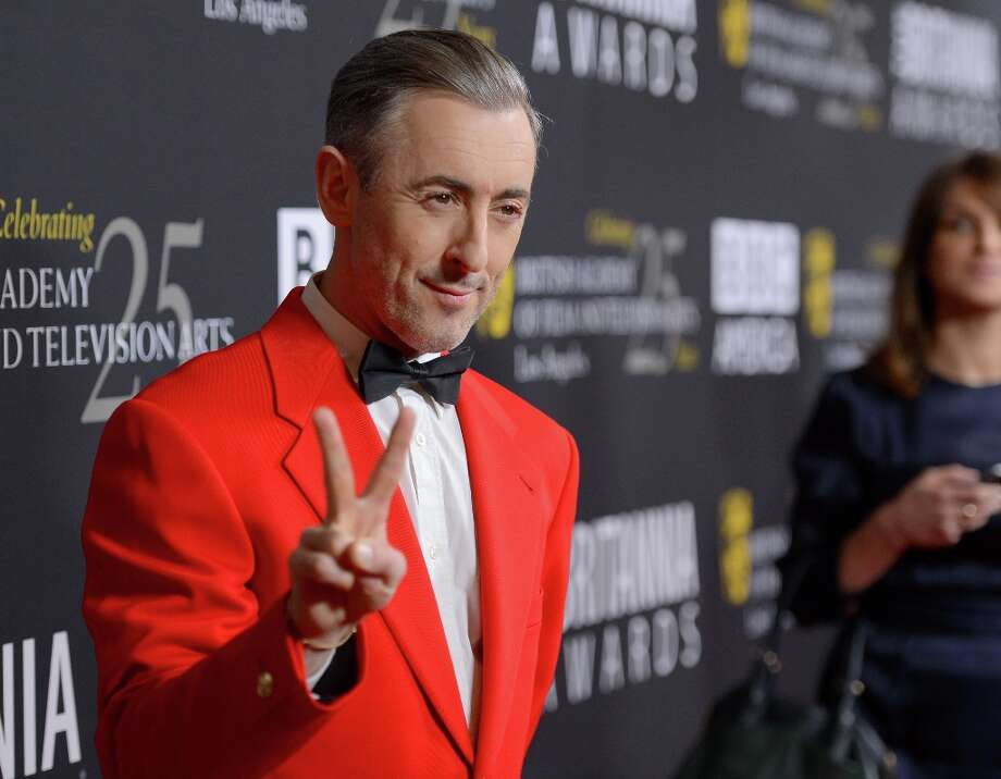 Host Alan Cumming arrives at the 2012 BAFTA Los Angeles Britannia Awards Presented By BBC AMERICA at The Beverly Hilton Hotel on November 7, 2012 in Beverly Hills, California. Photo: Frazer Harrison, Getty Images For BAFTA / 2012 Getty Images