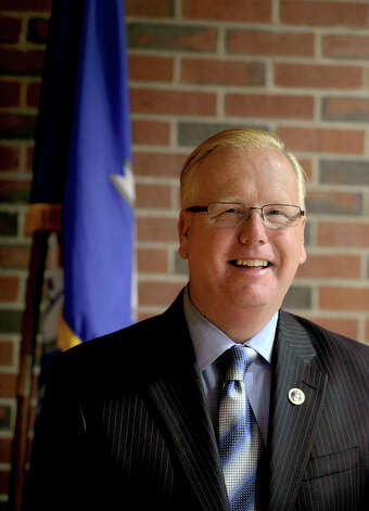 Danbury Mayor Mark Boughton. Photographed on Friday, June 1, 2012. Photo: Jason Rearick / The News-Times