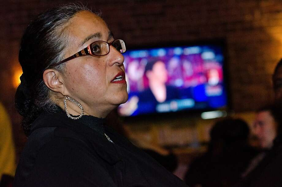 Supervisor Christina Olague Photo: Alvin Jornada, Special To The Chronicle