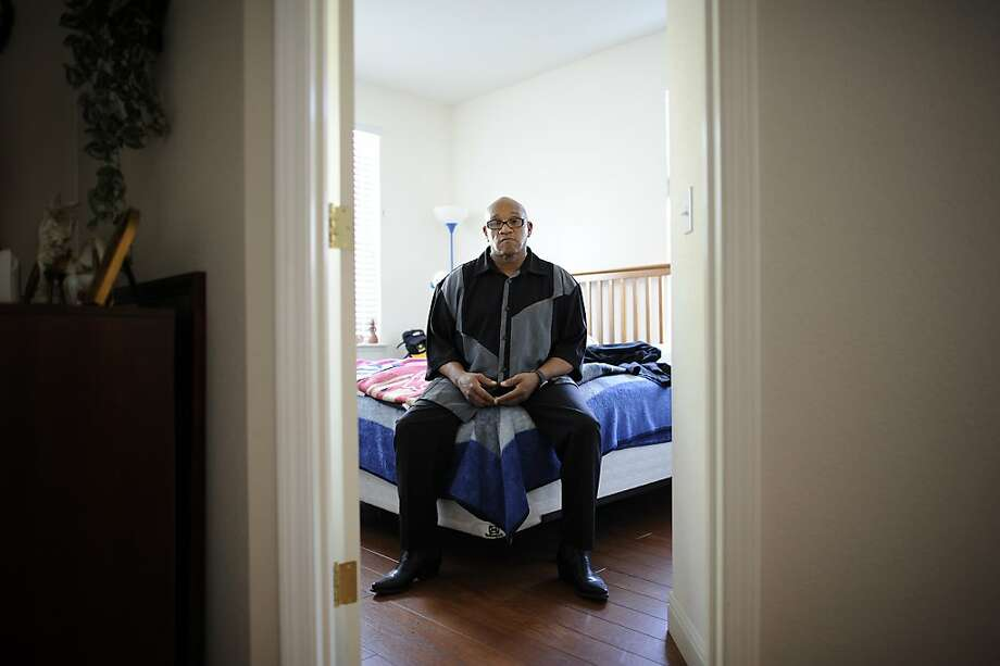 Navy cook Hosea Roundtree, who served in the Persian Gulf War, filed a claim after suffering from flashbacks and post-traumatic stress. The VA denied his claim on the grounds that he had never seen combat. Photo: Michael Short, Special To The Chronicle