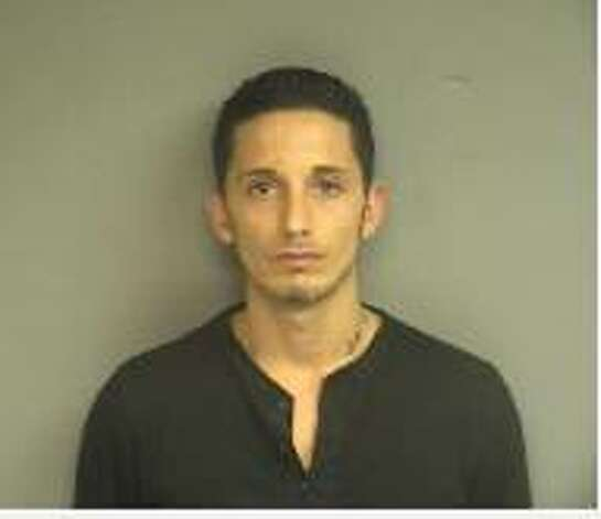 Steven Panagatos, 24, of no known address, was charged Monday, Nov. 5, 2012 in Stamford, Conn., with criminal attempt at first-degree larceny and conspiracy at first-degree larceny. Photo: Stamford Police Department