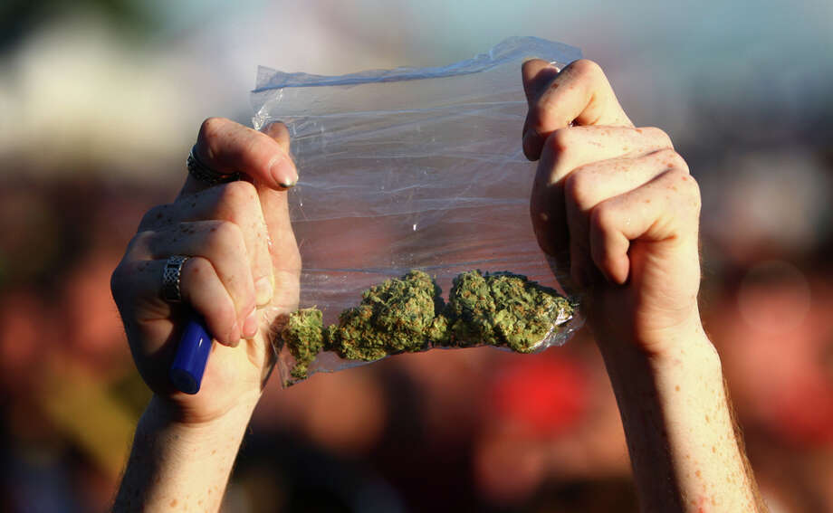 No way. Are marijuana arrests in Seattle really that rare? Photo: Josh Trujillo/seattlepi.com File