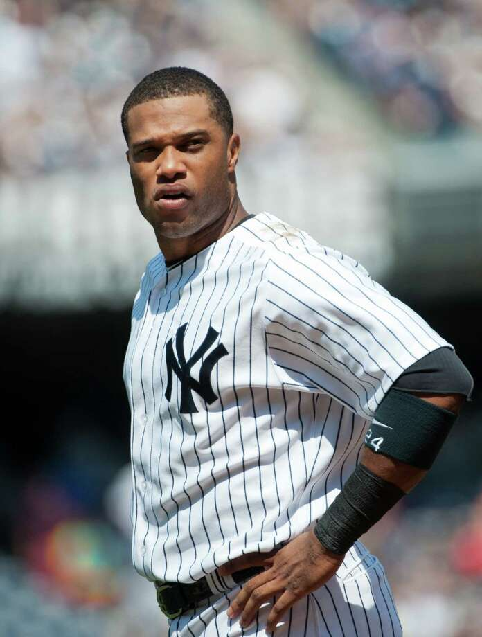 New York Yankees second baseman Robinson Cano (24) is dejected after grounding out in the game against Baltimore Orioles at Yankee Stadium  (Andrew Theodorakis/New York Daily News). Photo: Andrew Theodorakis / 2012/Daily News, L.P. (New York)