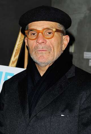 Their father? Famed playwright David Mamet. Zosia's mom is actress Lindsay Crouse; Clara's is actress/singer Rebecca Pidgeon. We think they get their expression from dad. Photo: Andrew H. Walker, Getty Images / 2010 Getty Images