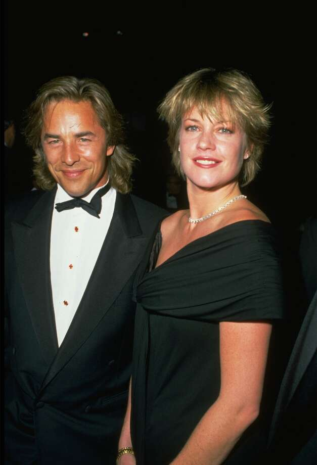 Her parents are Don Johnson and Melanie Griffith. Photo: Diane Freed, Getty Images / Getty Images North America