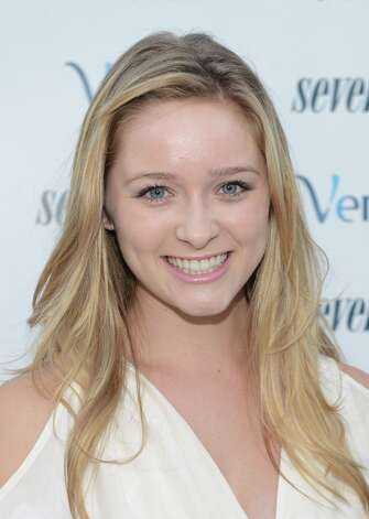 "Greer Grammer is getting noticed for her part in MTV's ""Awkward."" Photo: Michael Buckner, Getty Images For Seventeen / 2012 Getty Images"