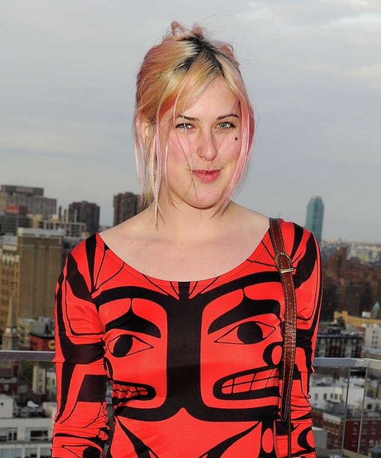 Scout LaRue Willis is trying to break into the music biz, fronting Gus + Scout, with her bandmate Gus Wenner (who happens to the son of Rolling Stones founder Jann Wenner). Photo: Andrew H. Walker, Getty Images / 2012 Getty Images