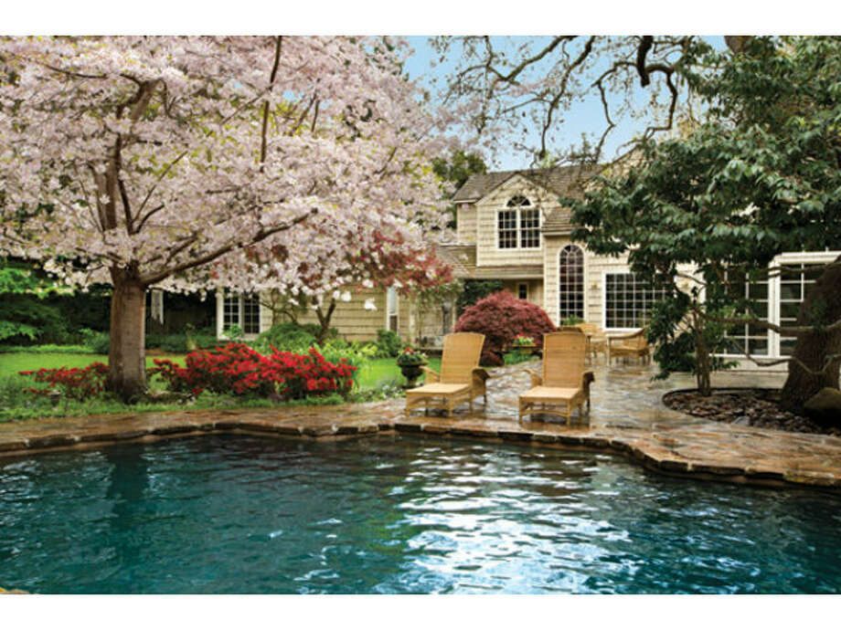 Atherton:  $3.995 million - 4 bed/ 4 bath - 4,618 square feet on 0.7 acres. (Courtesy of Redfin.com)