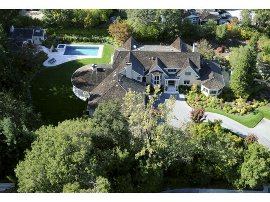 Atherton:  $9.25 million - 6 bed/ 6 bath - 9,883 square feet on 1.37 acres (Courtesy of Redfin.com)