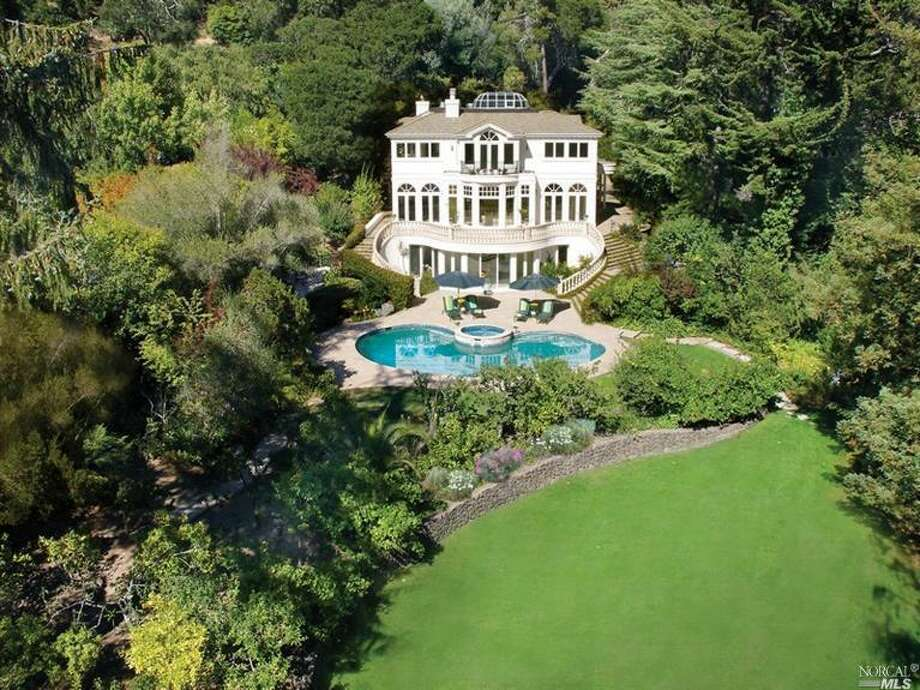 Ross:  $7.995 million -  4 beds/ 6.5 baths - 9,500 square feet on 1.7 acres (Courtesy of Redfin.com)