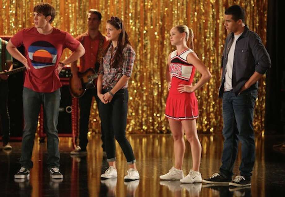 "Favorite Network TV Comedy: ""Glee"""