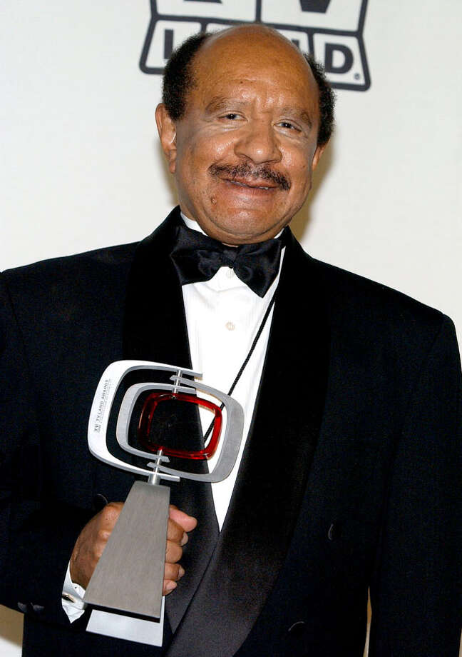 Actor Sherman Hemsley, seen in this 2004 file photo from the TV Land Awards, has died. He was 74. Photo: LIONEL HAHN, McClatchy-Tribune News Service / Abaca Press