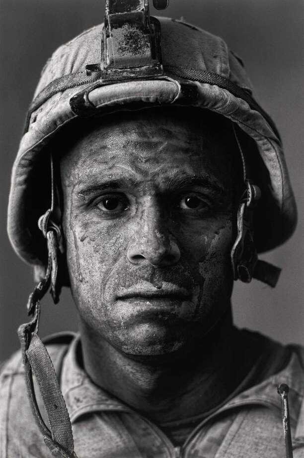 "From ""WAR/PHOTOGRAPHY"" at the Museum of Fine Arts, Houston: